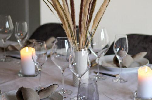 bord-opdækning